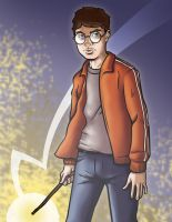 Harry Potter by mike-loscalzo