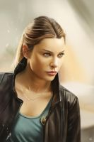 Lauren German by vurdeM