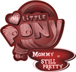 Fanart - MLP. My Little Pony Logo - LMR by jamescorck