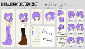 Berry Ref/Redesign by Blueberry-97