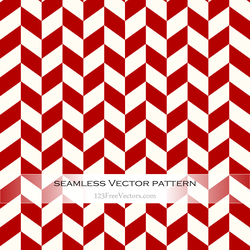 Red Chevron Pattern Free Vector by 123freevectors