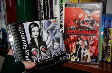 Persona 2 Eternal Punishment + Innocent Sin by marblegallery7