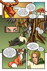 The Fox and The Firebird-Pg 40 by Marie-August