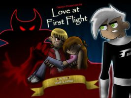 Love at first flight by DannyPhantomAddict