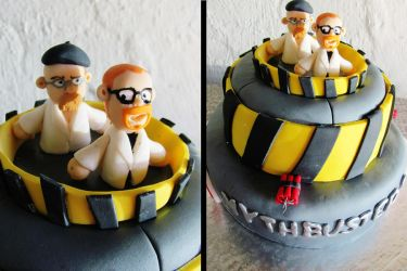 Mythbusters by I-am-Ginger-Pops