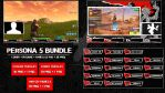 Persona 5 - Bundle [38 PNG + 3 PSD] by lol0verlay