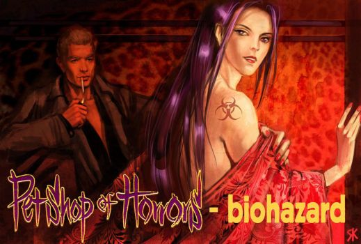 Biohazard by Folda