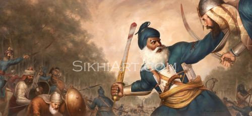 Baba Deep Singh (2012) by prince911