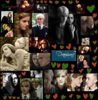 Dramione by Squidgee-Kimmy