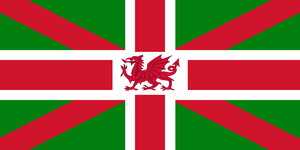 New Union Jack by Alternateflags