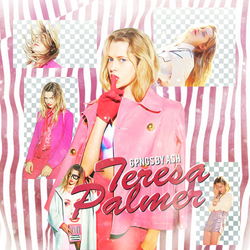 Teresa Palmer PNG pack 1 by Ash. by 1Dhazboo