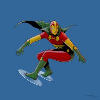 Mister Miracle by arunion