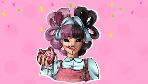 [Melanie Martinez] All the best people are CRAZY by Sacred-Heartt
