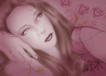 Rosy Daydream by keira-bloom