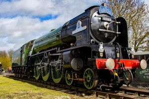 Peppercorn Class A1 60163 Tornado by Daniel-Wales-Images