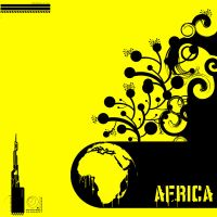 Dont' forget about AFRICA by storageroomdotorg