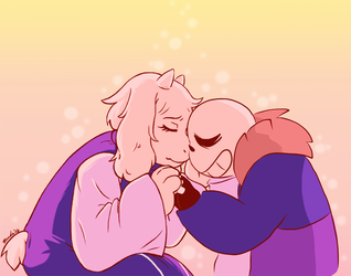 Collab: Comfort by amateurfruitninja