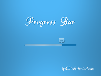 Free progress bar by lys036