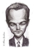 First try Caricature by ArtisAllan