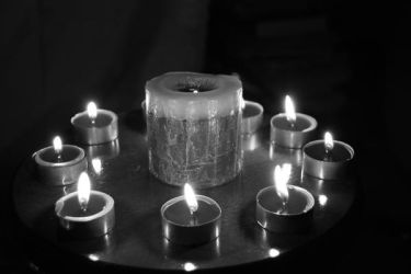 Candles and Candle by voiceofthemysteron
