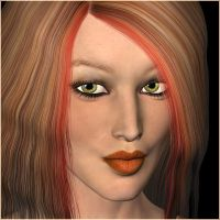FREE - Julianne Face Morph for Daz Vicky 4 by DreamWarrior