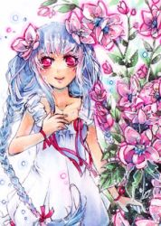 aceo OC Phinea by MIAOWx3