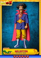 DBCU Mr Satan 2013 by cdzdbzGOKU