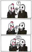 Nose by Eyeless1703