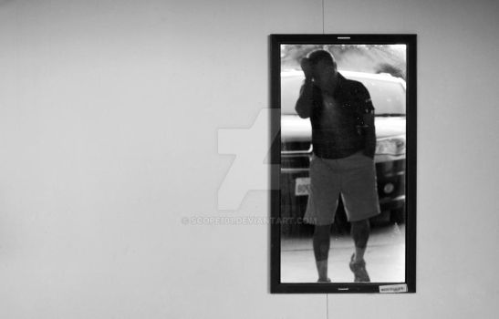 Reflection BW by Scope101
