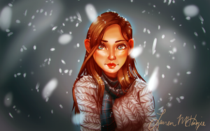 Snowy Day by revois