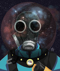 Space Pyro by robotstar