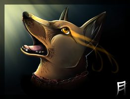 Howl... by little-space-ace