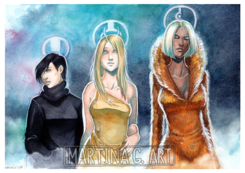 .Commission: Genroku. by Martina-G