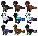 Feline Adopts [Open] by Twerkzone