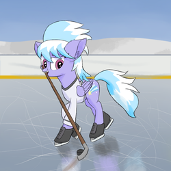 Sketch 132 - Hockey Horse by Litrojia