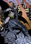 Batman from DKR - Colored Version