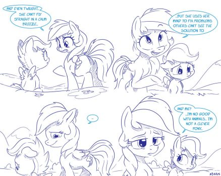 The Only One Page 12 by Dilarus
