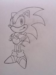 Sonic by PeteDomoney