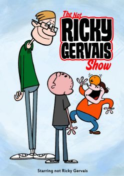 The Not Ricky Gervais Show by VampireMeerkat