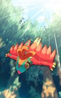 Flying Press of Hawlucha