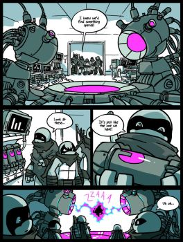 Secrets Of The Ooze ch. 2 page 14 by mooncalfe