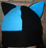 Blue Cat Circus Tent Hat by ashayu