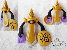 681 Aegislash by VictorCustomizer