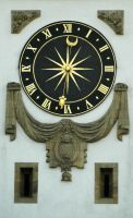 The Clock by sun-stock