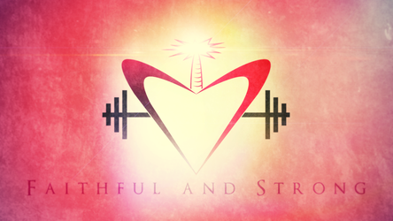 Faithful and Strong | Cover Art by Vexx3