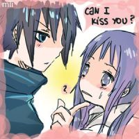 can i kiss you? by xdoremii