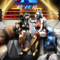 WWE Prima Donna by Kalid909