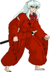 Final Sprite for InuYasha by RM007returns