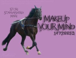 Makeup Your Mind by FromHallowedWithLove