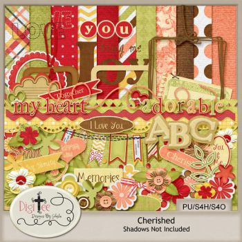 Scrapbook kit by ken by kenqueenstics